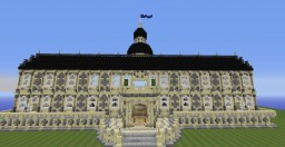 French Mansion Minecraft Map & Project