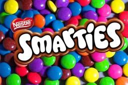 How to Open, Eat and Enjoy a pack of Smarties Minecraft