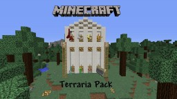 Minecraft: Terraria Pack