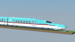 E5 Series Shinkansen Minecraft
