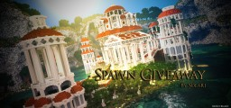 Greek Spawn - Twitter Giveaway! Minecraft Project