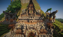 Medieval Castle - Erbor Castle Minecraft Project