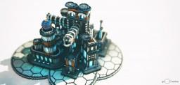 M-72 Minecraft Map & Project