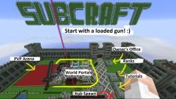 SubCraft - Online Since 8/8/2012! Minecraft Server