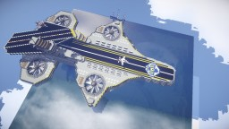 S.H.I.E.L.D. Helicarrier Minecraft Map & Project