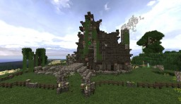 DawnFire Realms : Austeros - Immersive Dark Fantasy Roleplay Survival - Modded server, a.o.: Thaumcraft, Witchery and TinkersConstruct! Minecraft