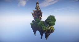 Sky Minecraft Map & Project