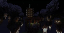 ChinaTown SkyWars Minecraft Map & Project