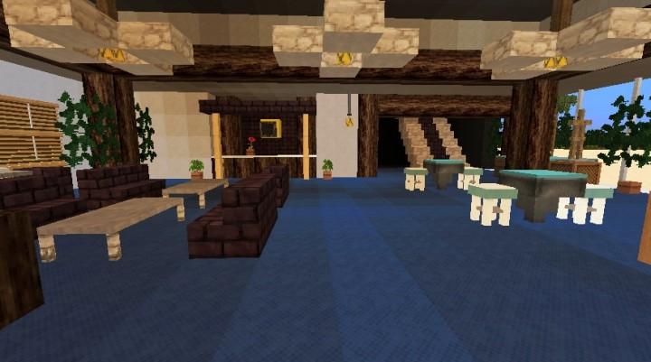 Jabberwock Island Map Minecraft