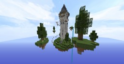 Forgotten Tower -- Aura Network (Easy Course) Minecraft Map & Project