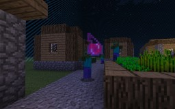 Village Protection Minecraft Map & Project