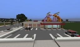 Dunkin Donuts Minecraft