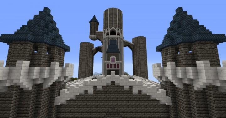 After Dark Beauty Castle