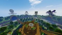 -= PlayCubeSMP Hub Build =- [COMMISSION SPAWN] Minecraft Map & Project