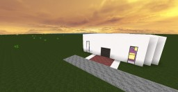 Shiro's Modern House 002 Minecraft Map & Project