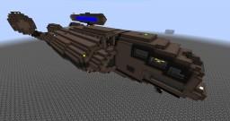 Cargo Ship - Fully Explorable