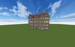 Gothic Mansion by ImDualley of EnviousBuilds Minecraft