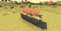 Shiros Tower Flowery Pot (Single) Minecraft Map & Project