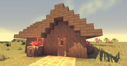 Shiros Cute Little Village House Minecraft Map & Project