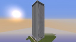 World Trade Center 1: North Tower Minecraft Map & Project