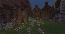 Besalú-Medieval City Minecraft Project