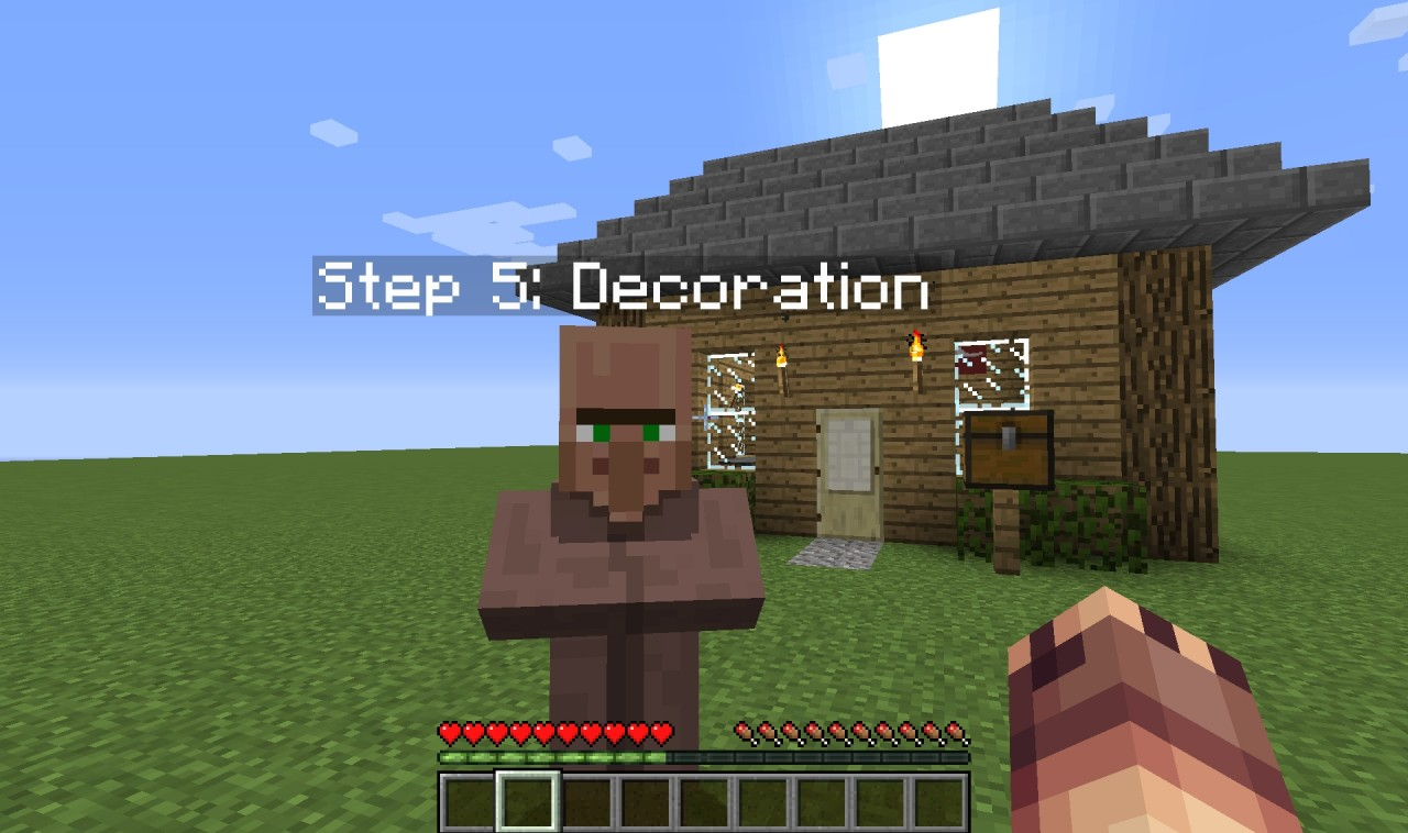 1 8 8 resource pack driven building tutorial demo minecraft project. Black Bedroom Furniture Sets. Home Design Ideas