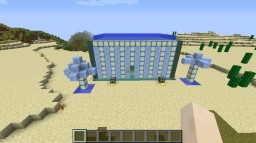 Project Build And implement Minecraft Map & Project