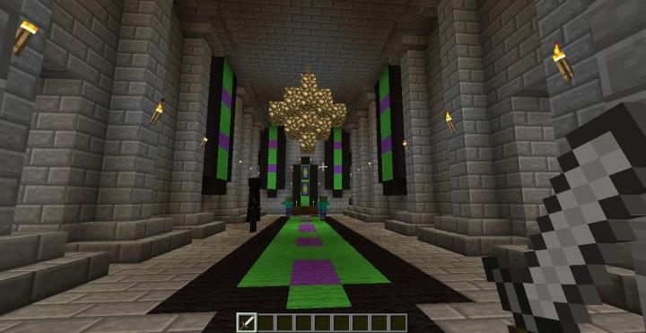 Dark Castle Minecraft Project