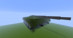 Giant Tank on minecraft Minecraft