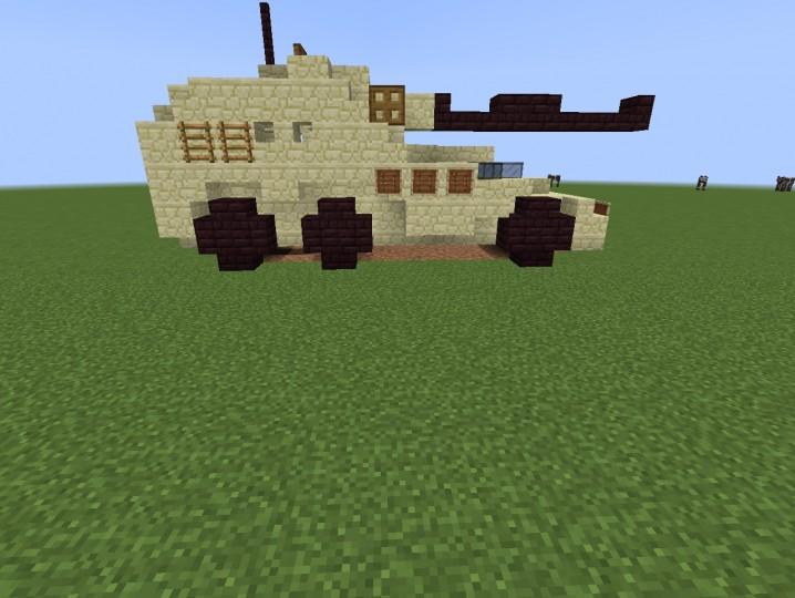 G6 Rhino Minecraft Project
