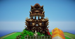 Alasum Vera -  Qubion 35x35 plot Minecraft Project