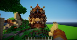 Dardos - Hypixel plot Minecraft Project