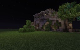 Dun Kinj, A Minecraft HIll/Cave/Rivers + Download Minecraft Map & Project