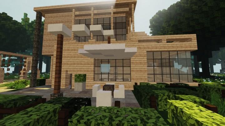 House world of keralis 6 modern wooden house world of keralis 6