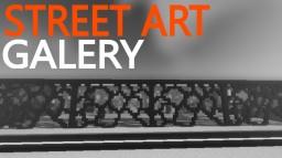 STREET ART GALERY Minecraft Project