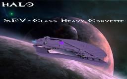 (Halo) SDV-Class Heavy Corvette   V2