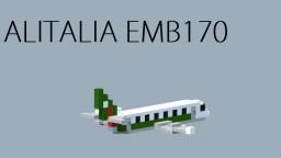 Alitalia EMB-170 Minecraft