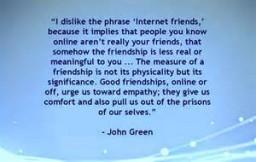 Internet Friends Minecraft Blog