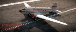 Minecraft Plane 20/1 Douglas DC-3 Minecraft Map & Project