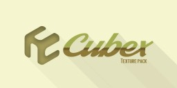CUBEX Minecraft Texture Pack