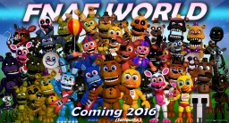 Fnaf world - Coming 2016 Minecraft Blog Post