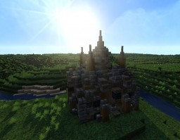 Golden Glory Minecraft Map & Project