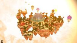 Sunomnia: The Floating Hub Minecraft Map & Project