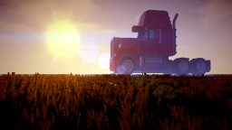 MACK (Pixar Cars Truck) Minecraft