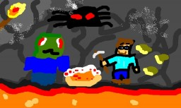 LEGO Minecraft Cave Hanger Contest: Continued Minecraft Blog