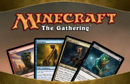Minecraft the Gathering: Minecraft themed Magic the Gathering cards Minecraft Blog Post