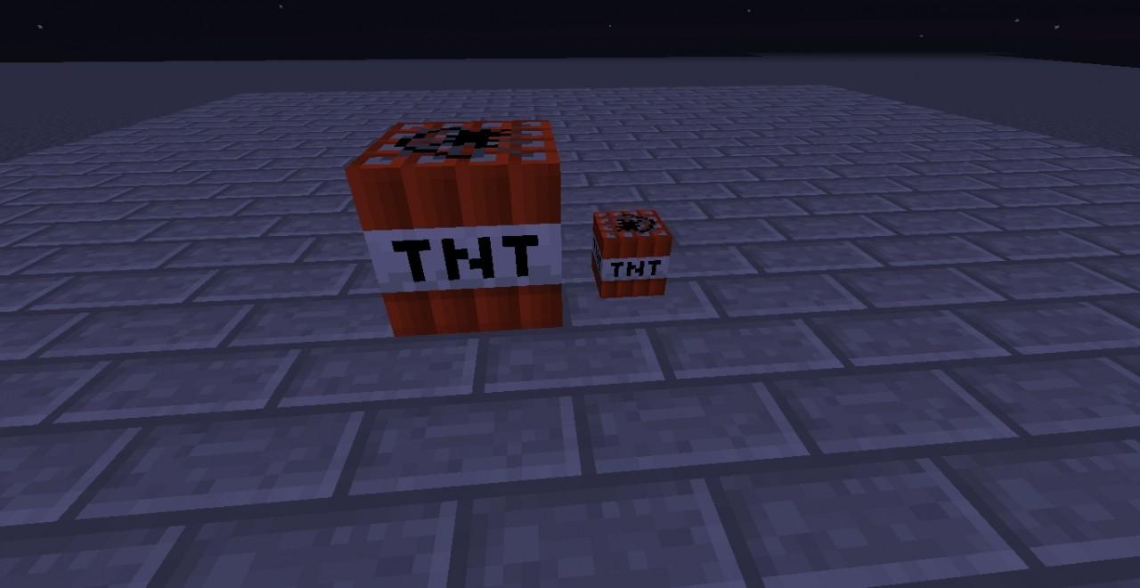 Spawn tnt minecraft command