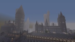 Hogwarts (Cinematic) Minecraft Map & Project