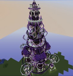 Dream Tower Minecraft Map & Project