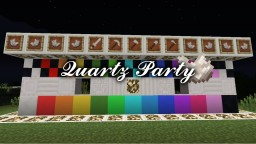 Quartz Party Minecraft Mod